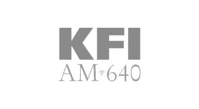 KFI AM 640 Radio Logo