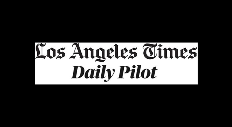 LA Times / Daily Pilot Logo