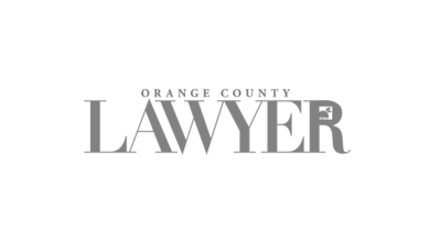 Orange County Lawyer Magazine Logo