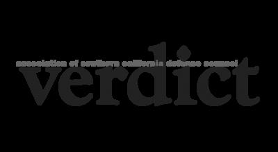 Verdict Magazine Logo