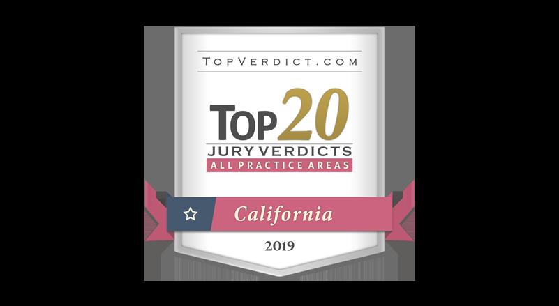 2019 Top 20 California